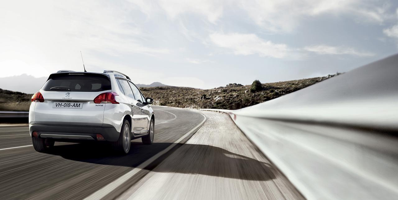 Peugeot 2008 cover 2